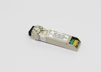 RoHS Compliant 10Gb/s SFP+ Bi-Directional Transceiver, 40km
