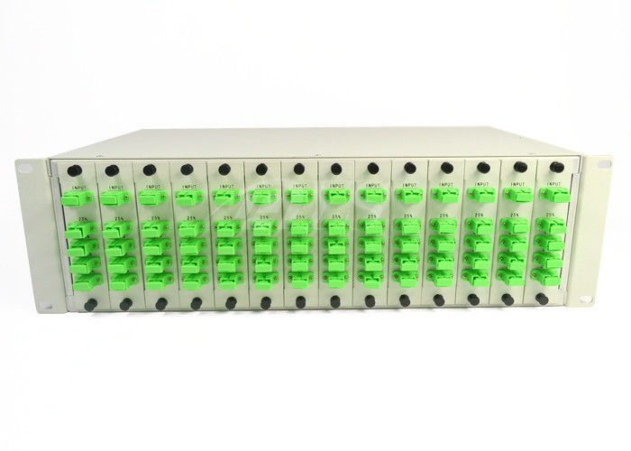 चीन 1*4 SC/APC LGX splitter box/ PLC Optical Fiber Splitter Cassette/Splitter Terminal Box आपूर्तिकर्ता
