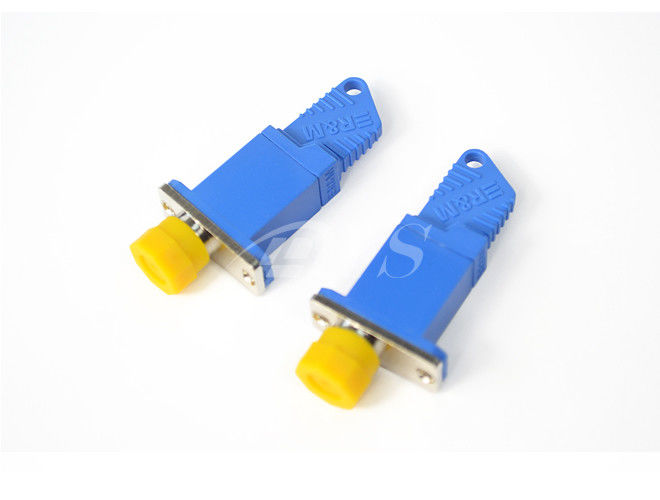 चीन FC-E2000 Fiber Optic Adapter Factory price with A quality आपूर्तिकर्ता