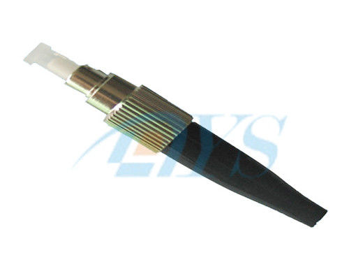 Low Insertion Loss Value FC PC MM Optical Fiber Connectors For Precis connector आपूर्तिकर्ता